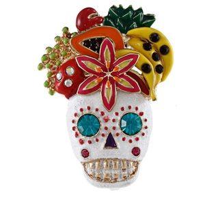 Betsey Johnson Rio Sugar skull ring New